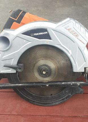 Лазерна дискова пила Tekhmann