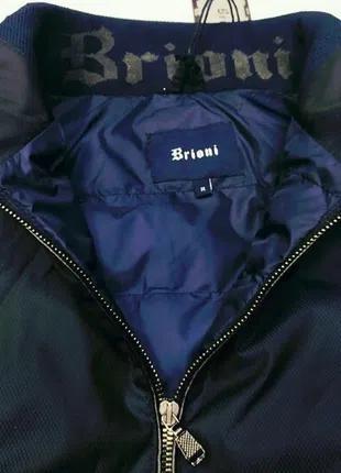 Мужская демисезонная куртка brioni