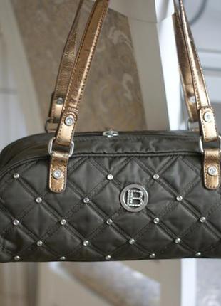 Женская сумка laura biagiotti ( лаура биаджотти ) италия оригинал