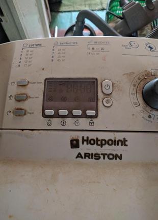 Стиральная машина Ariston Hotpoint AVTF 109 (на запчасти)