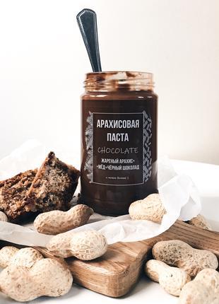 Арахисовая паста CHOCOLATE