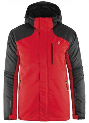Куртка чоловіча outhorn ski jacket s red