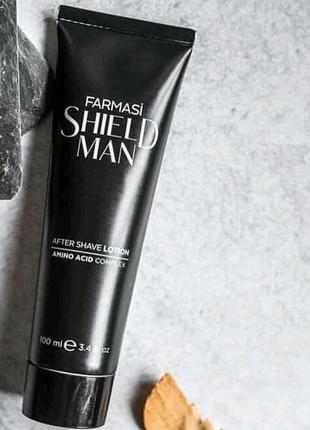 Бальзам після гоління Shield Man Amino Acid, 100 мл