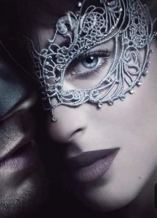 50 оттенков серого маски для фотосессии и ролевых игр