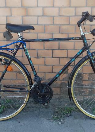 Продам Велосипед б/у з Німеччини на 18 передач