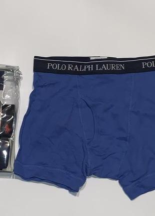 Набор белья, комплект трусов 3 в 1 polo ralph lauren