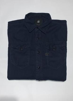 Overshirt g-star raw, рубашка tacoma dc shirt l/s