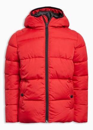 Зимняя куртка 7 лет англия,бренд next