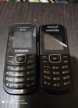 Samsung gt-e 1080w и gt-e1202