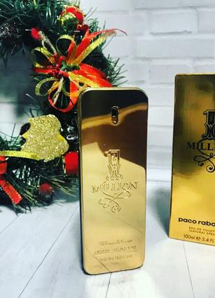 Paco Rabanne 1 Million Туалетная вода 100 ml (лицензия )