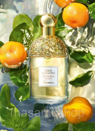 AQUA ALLEGORIA Mandarine-Basilic 75ml (оригинал)