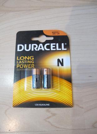 Батарейки Duracell 1,5 V