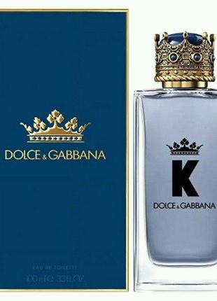 Мужская туалетная вода Dolce&Gabbana K, 100 мл
