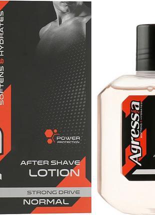 Лосьон после бритья Men Agressia Normal After Shave Lotion