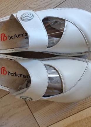Ортопедические босоножки berkemann heliane 37 размер