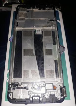 Oppo a 91 оригинальный amoled дисплей с рамкой