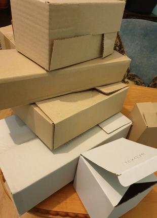 Коробки из гофрокартона за полцены
