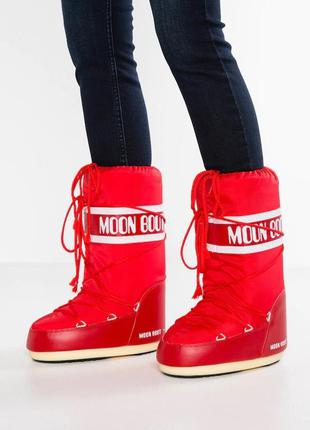 Moon boot сапоги, луноходы, мунбут, мунбуты