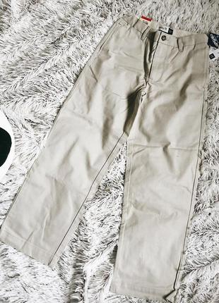 Новые штаны от gap