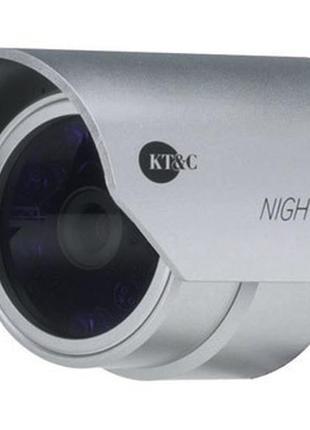 Видеокамеры KT&C KPC-S50NV/S190 CWX/S230 CHL1/S230 CWX