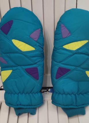Теплые термо краги, рукавицы, варежки thinsulate