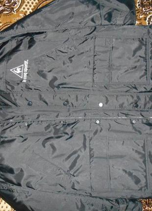 Пальто мужское спортивное, размер батал