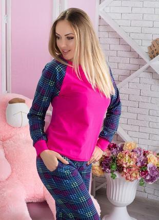 Пижама брюки + кофта