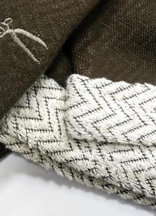 Укороченные спортивные брюки denham daria sweatpants