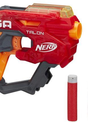 Бластер Нерф Мега Талон Nerf Mega Talon + 6 доп пуль