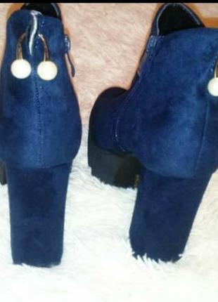 Ботинки размер 38 не zara