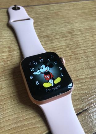 Apple Watch 4 series 40mm rose gold