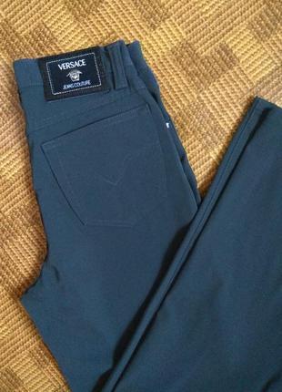 Брюки штаны versace jeans couture италия - наш 42-44рр.