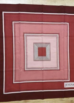 Платок juvena от известного швейцарского бренда+подарок
