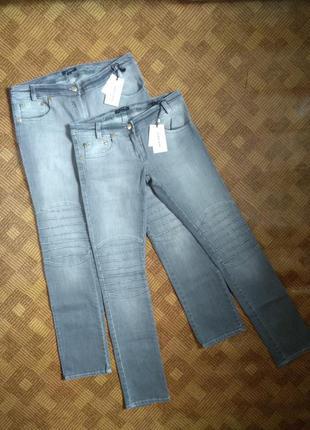 Джинсы скинни скини брюки штаны denny rose италия размер xs  /...