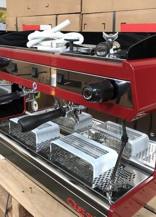 новая кофеварка Astoria tanya s2