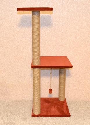 Продам когтеточку-игровой комплекс 110см высота