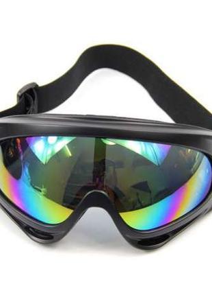 Очки маска сноубордическая лыжная для сноуборда лижна горнолыжные