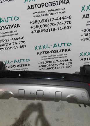 Задній бампер Chevrolet Captiva 2006-2011
