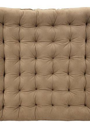 Подушка на стуло 43х43х5см