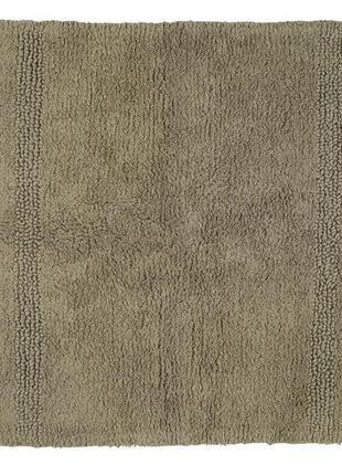 Двухсторонний коврик для ванной оливок цвета 50*80 см