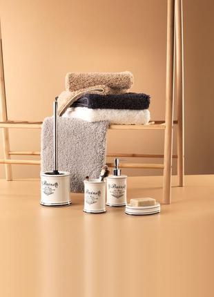 Коврик для ванной , люкс - качество 50*80 см белого цвета