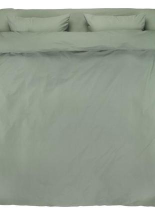 Комплект постельного белья 2-х спальный, зеленый