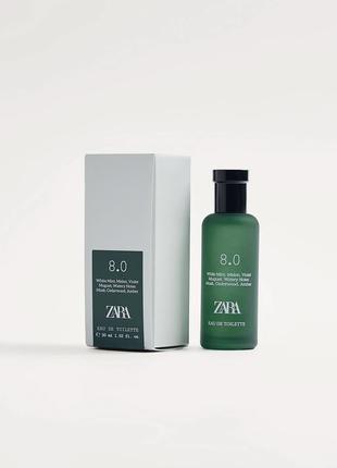 Мужская туалетная вода Zara 8.0