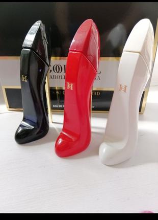 Подарочный набор мини-парфюмов Carolina Herrera Good Girl edp 3x2