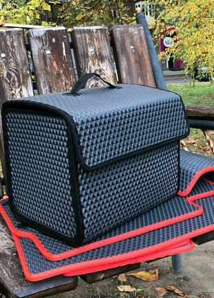 Органайзер в багажник, сумка органайзер, средств для ухода авто