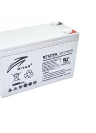 Аккумуляторная батарея Ritar 12V 7.0Ah RT1270A AGM