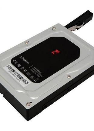 """Переходник Kingston для установки 2.5"""" SATA SSD/HDD в 3.5"""" отсек"""