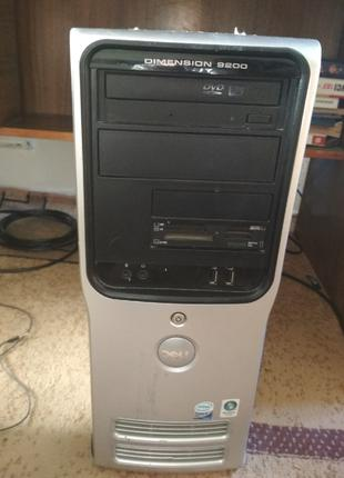 Продам компьютер ( монитор, клава, мышка и системной блок)
