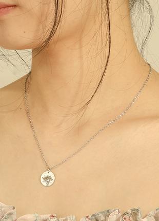 Изящные Цветочные Ожерелья Колье Чокер Подарок На День влюбленных