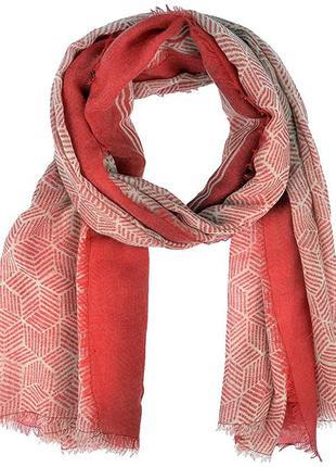 Кашемировый шарф beck sondergaard